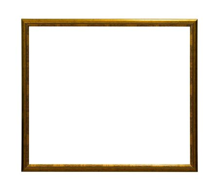 Antique picture frame Stock Photo - 4618106
