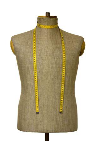 Mannequin torso photo
