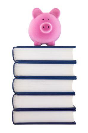 encyclopedias: Ahorros de colegio.