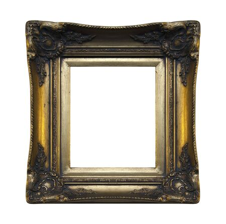 Antique picture frame  Stock Photo - 6755244