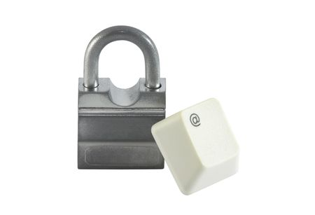 Internet security. Stock Photo - 6755232