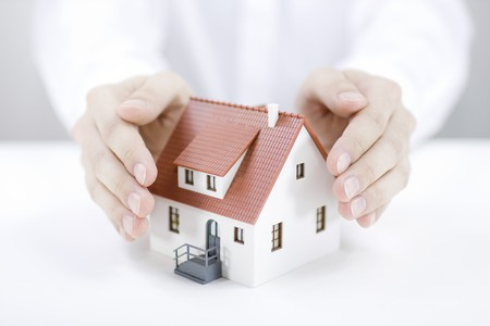 Protect Your House Stock Photo - 7801604