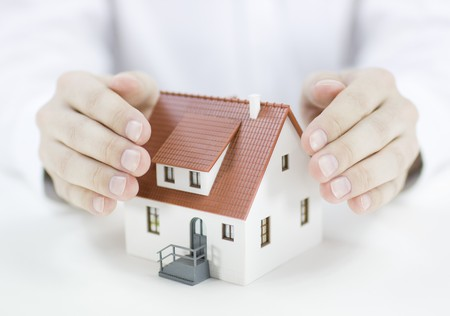 Protect Your House Stock Photo - 7801605