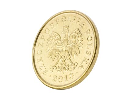 Polish coin  photo