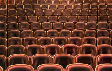 theater seat: Theater seats