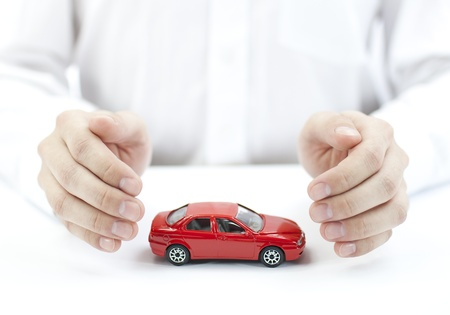 Protect your car Stock Photo - 8384037