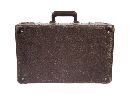 Old suitcase  Stock Photo - 8775529