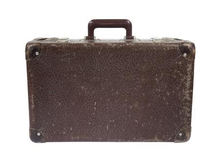 Old suitcase  photo
