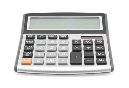 compute: Calculator with clipping path