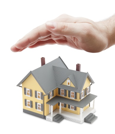 Protect Your House Stock Photo - 10141924