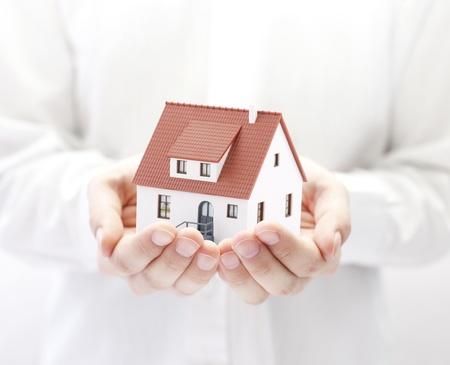 home loans: Casa tua Archivio Fotografico