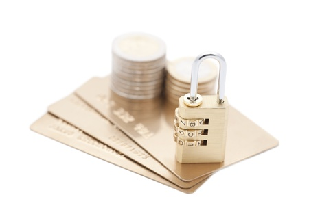 secured payment: Credit card payment security