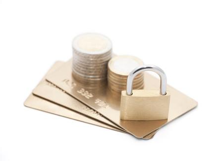 cash card: Credit card payment security