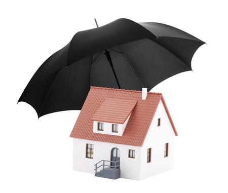 Safe Home Stock Photo - 10465162