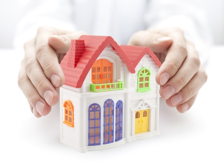 Protect Your House Stock Photo - 12105774