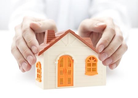 House insurance Stock Photo - 12105768