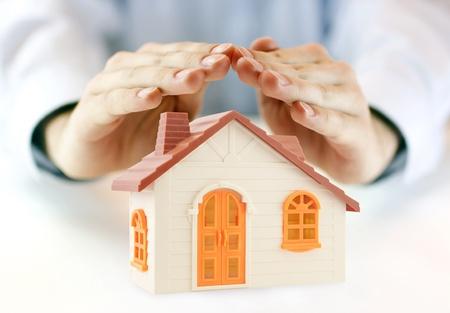 House insurance Stock Photo - 12105795