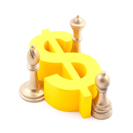 investment strategy: Investment strategy Stock Photo