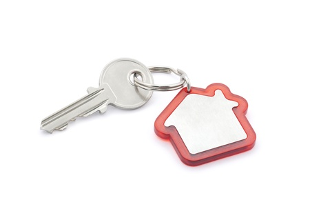 Ev anahtarı Stock Photo