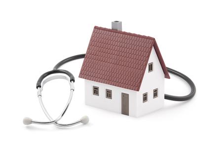 House diagnostics photo
