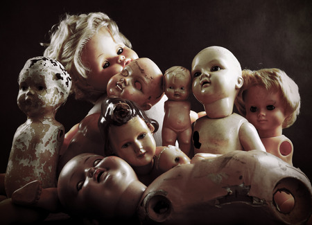 dolls: Creepy dolls