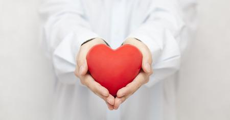 Health insurance or love concept Standard-Bild