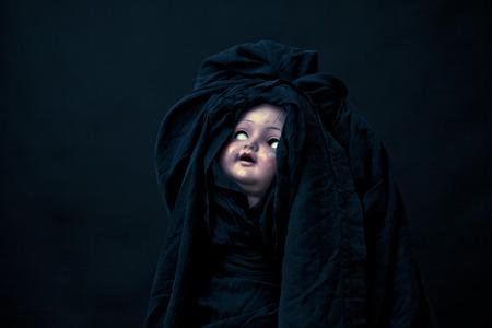 creepy: creepy doll