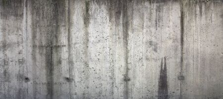 Old grungy texture, gray concrete wall