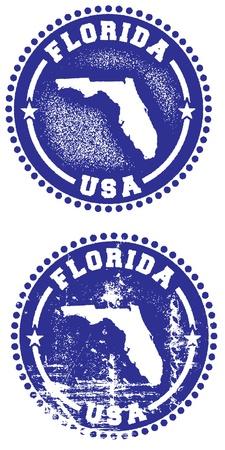 Florida State stempel