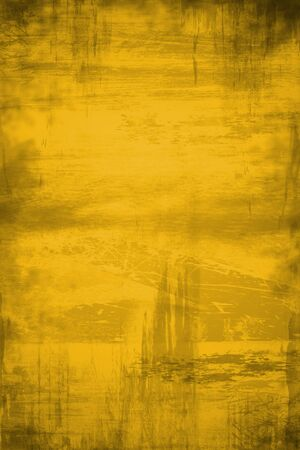 scratched: Orange Grunge Background