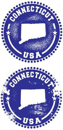 connecticut: Connecticut Stamps