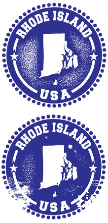 island state: Rhode Island Stamps