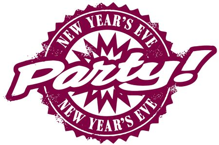 New Years Eve Party Vector