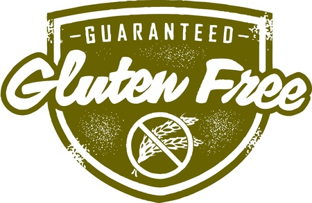Gluten Free Shield Vector