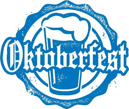 Oktoberfest German Beer Festival Stock Vector - 19744115