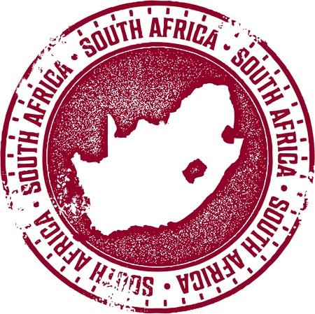 gezi: Güney Afrika Ülke Damga