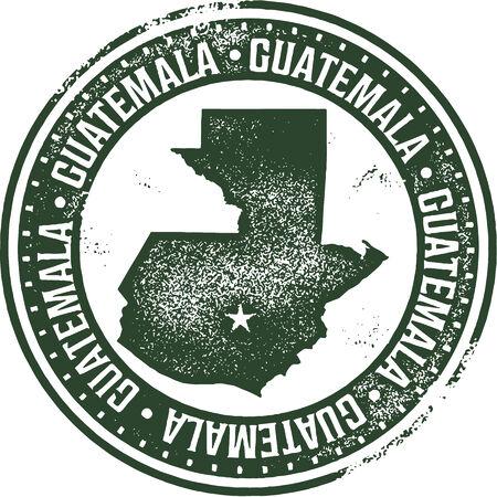 central: Guatemala Midden-Amerika Stamp