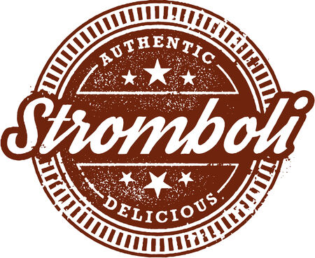 stromboli: Stromboli Italian Food Stamp