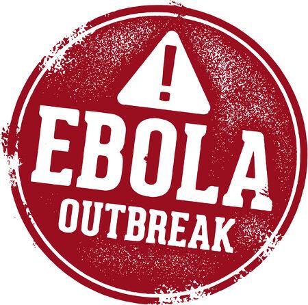 outbreak: Ebola Outbreak Stamp