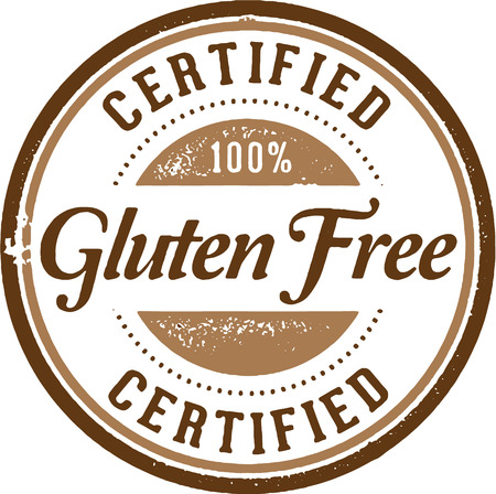 Certified Gluten Free Stamp
