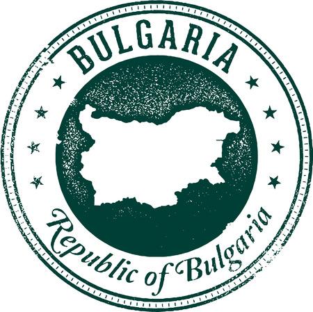 bulgaria: Bulgaria Country Stamp