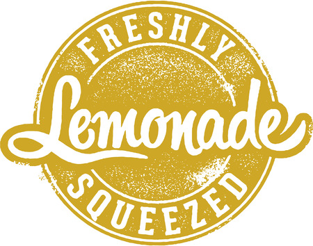 Fresh Lemonade Stamp