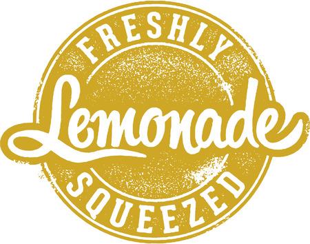 Fresh Lemonade Stamp