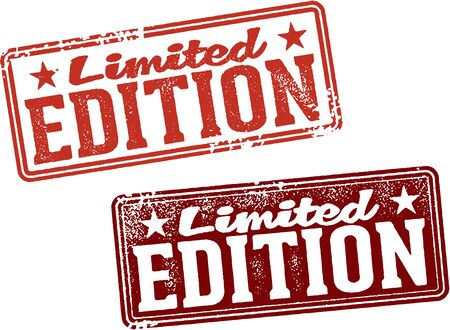 limited: Limited Edition Rubber Stamp