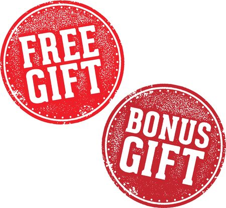 Free and Bonus Gift Stamp