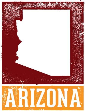 voyage: Vintage Style signe Arizona State