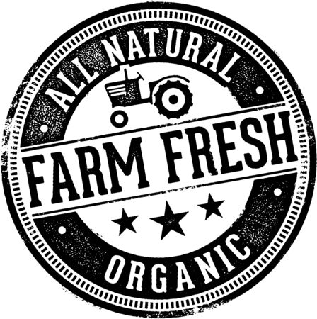All Natural Farm Fresh Product Label