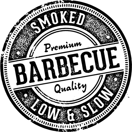 Vintage Style Barbecue BBQ Sign