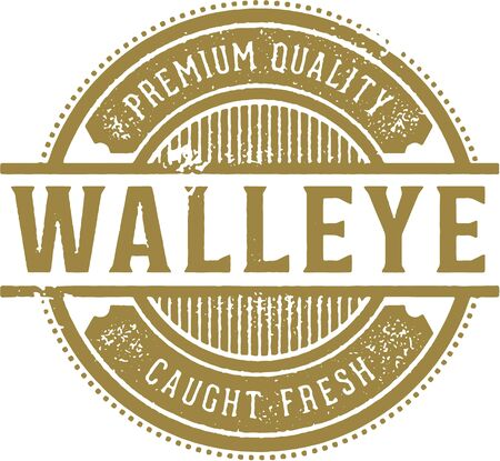 Premium Fresh Walleye Fish Fry