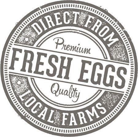 Fresh Eggs from Local symbol.